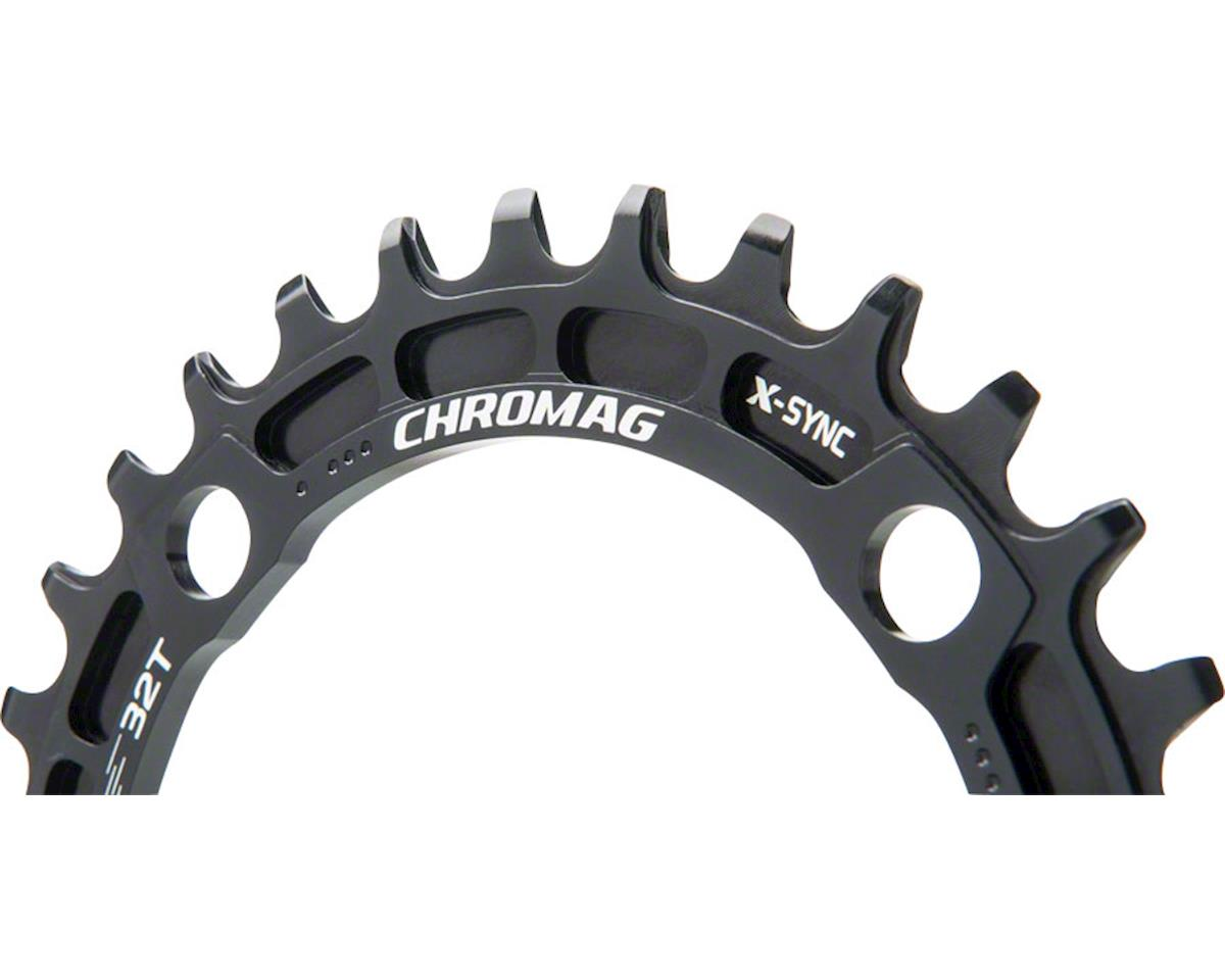 Chromag Sequence X-Sync Chainring (104mm BCD) (32T)