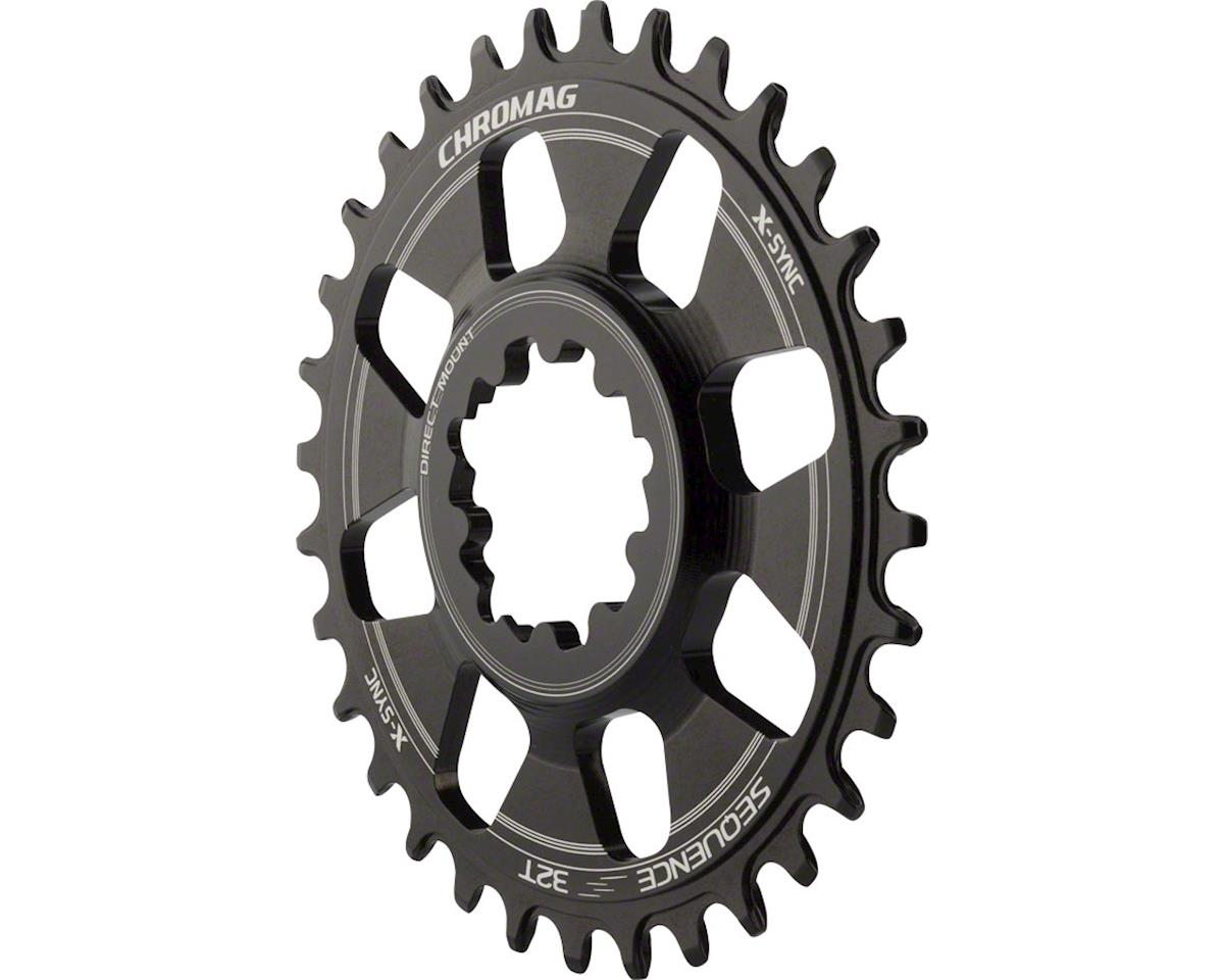 Chromag Sequence X-Sync Direct Mount Chainring (For SRAM GXP Cranks) (32T)