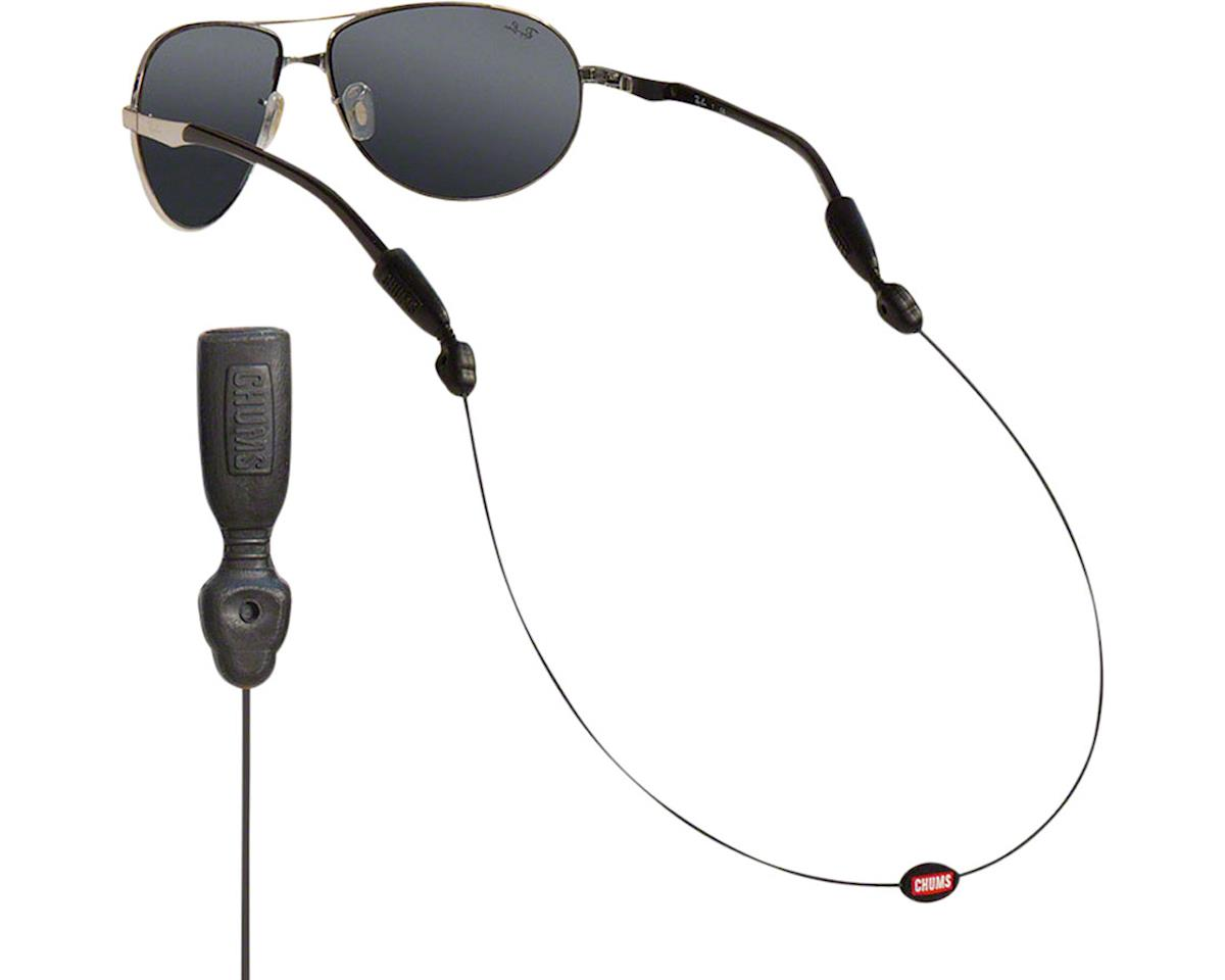 Chums Mono Orbiter Eyewear Retainer (Black) (1)