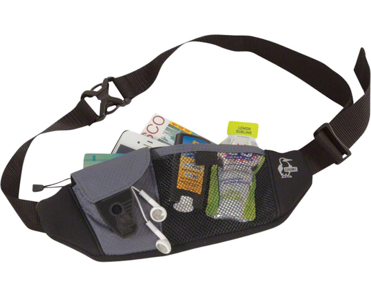 Chums Neo Pocket Waistpack: Black