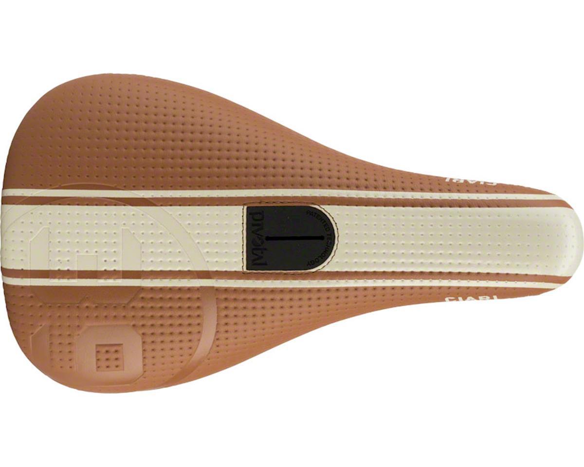 Ciari Corsa 39 Due Expert BMX Seat - Pivotal, Tan/White
