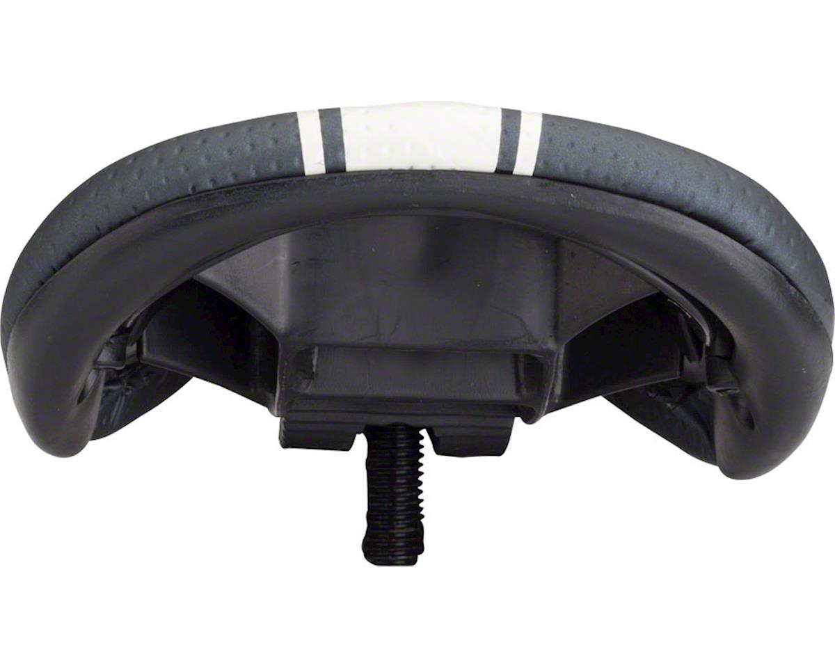 Ciari Corsa 39 Tre Pro Pivotal Seat Black with White Stripes