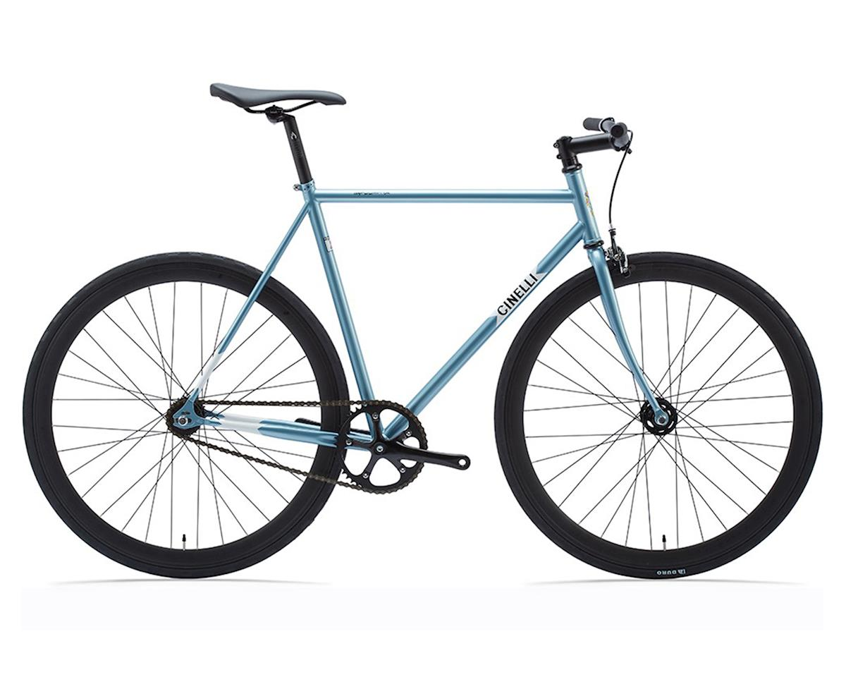 Cinelli Gazzetta Complete Fixed Gear Bike (Beyond Blue Eyes) (L)
