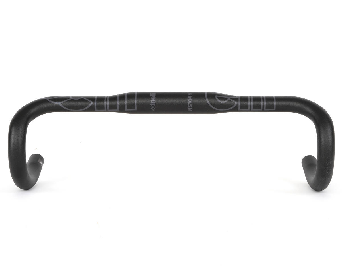 Cinelli MASH Drop Alloy Bar (Black) (42cm)