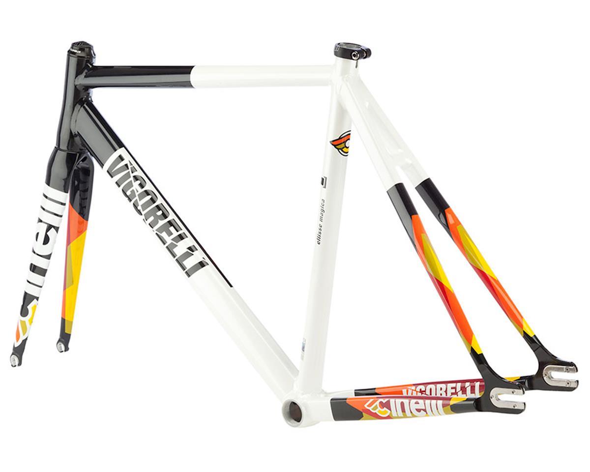 Cinelli Vigorelli Aluminum Track Frameset (Team) (52cm)