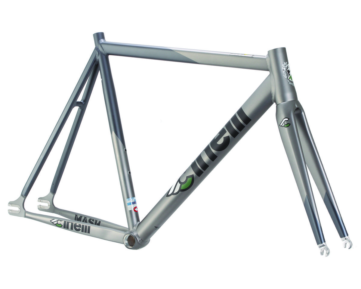 Cinelli Mash Bolt 2.0 Fixed Gear Frameset (XL)