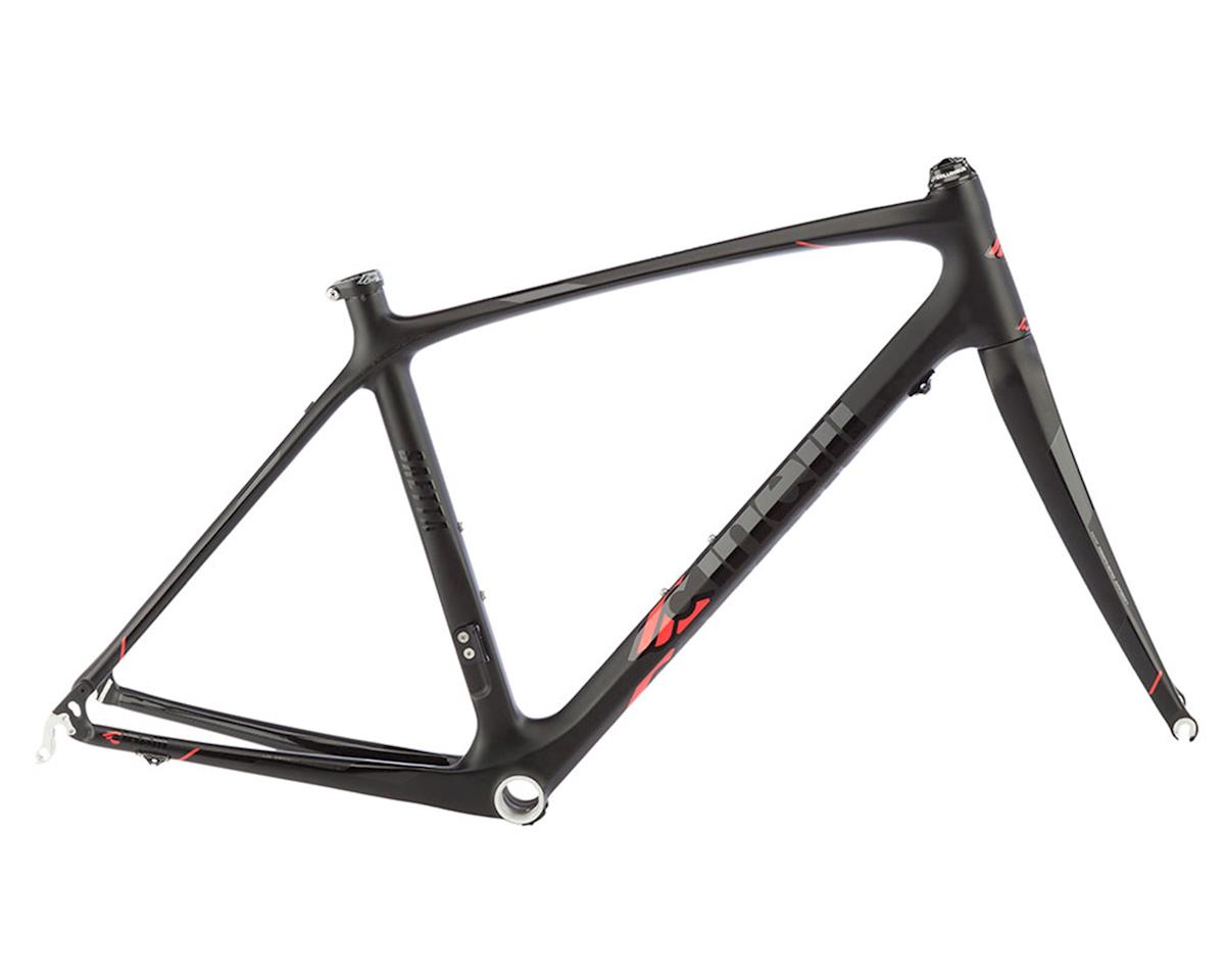 Cinelli Saetta Radical Plus Carbon Road Frameset (Almost Black) (L)