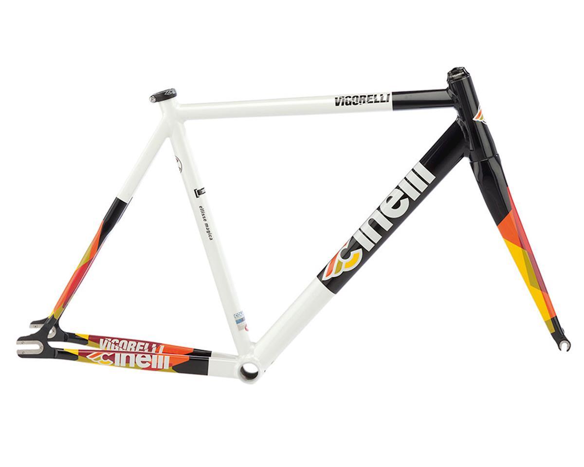 Cinelli Vigorelli Aluminum Track Frameset (Team)
