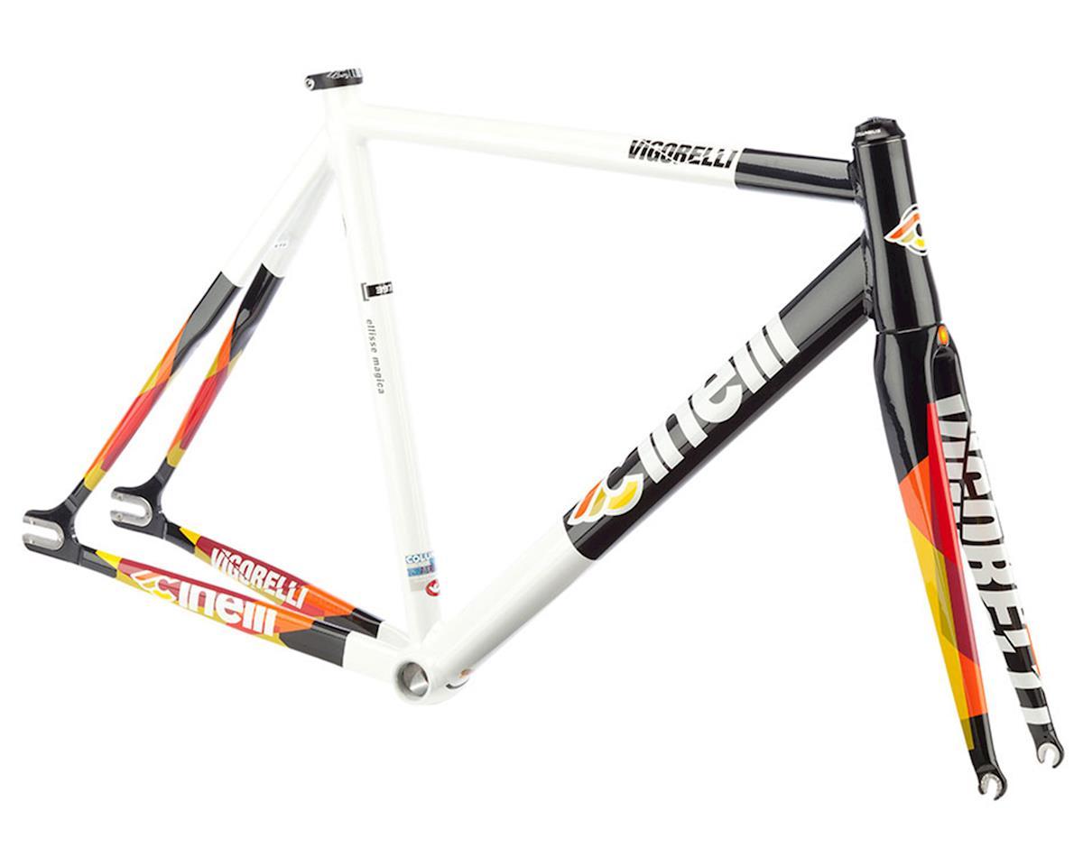 Cinelli Vigorelli Aluminum Track Frameset (Team) (54cm)