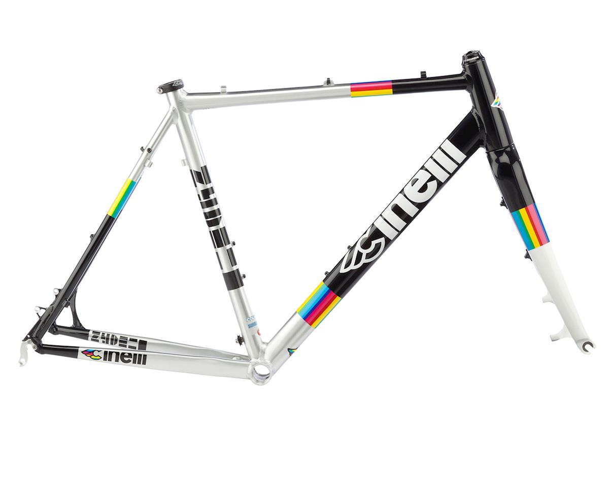 Cinelli Zydeco Aluminum CX Frameset from amaincycling.com