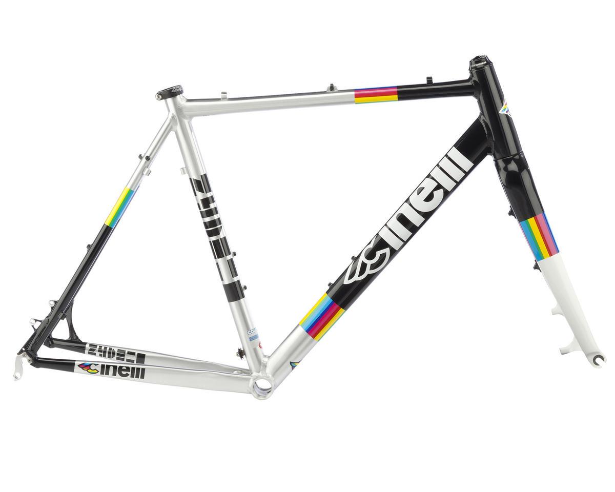 Cinelli Zydeco Aluminum CX Frameset (Rainbow) (61cm)