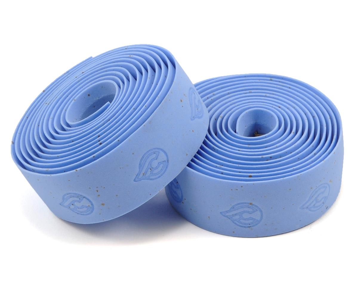 Cork Ribbon Handlebar Tape (Blue)