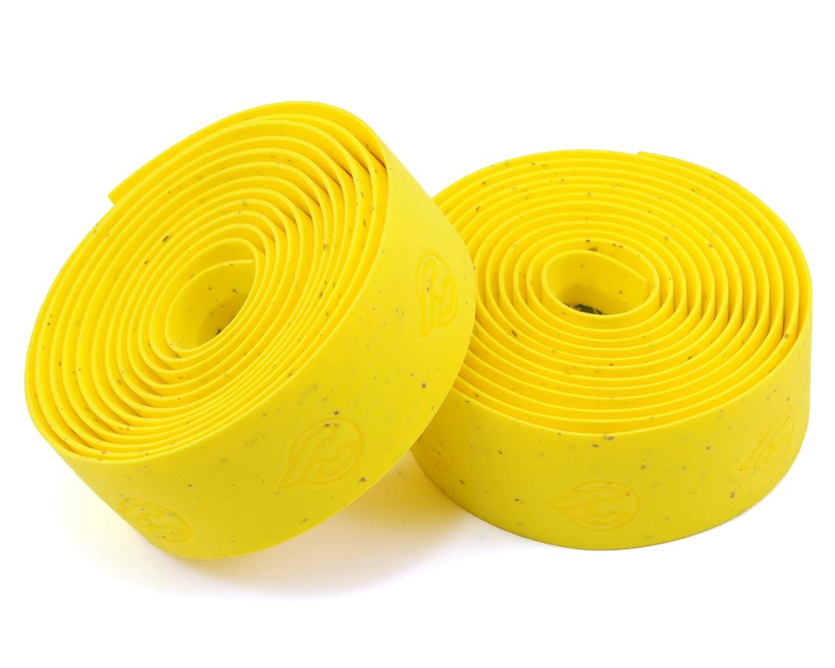 Cork Ribbon Handlebar Tape (Yellow)