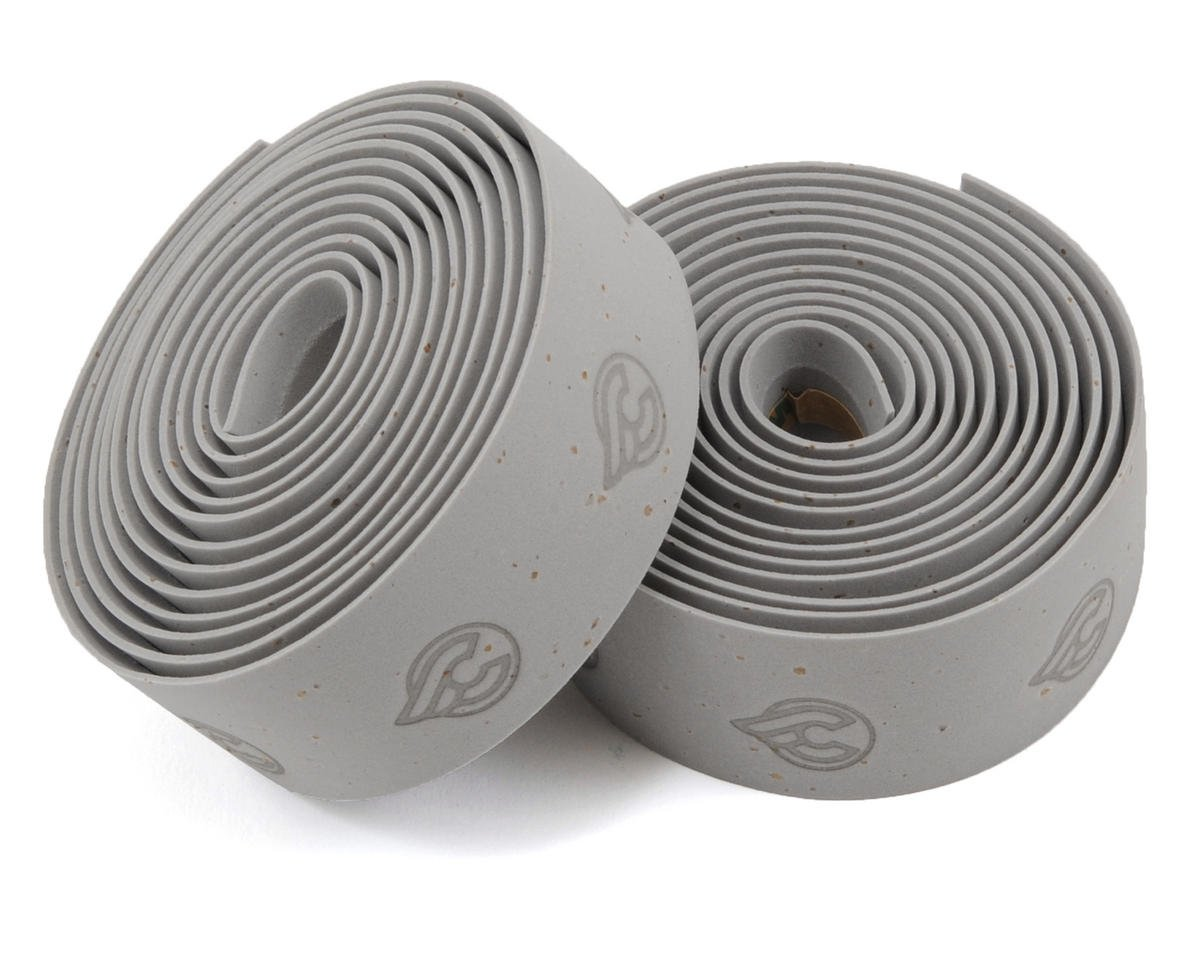 Cork Ribbon Handlebar Tape (Gray)