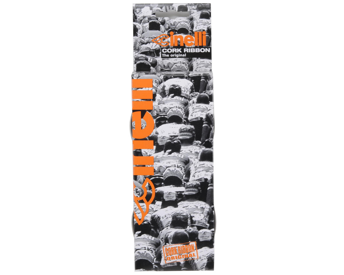 Cinelli Cork Ribbon Handlebar Tape (Gray)