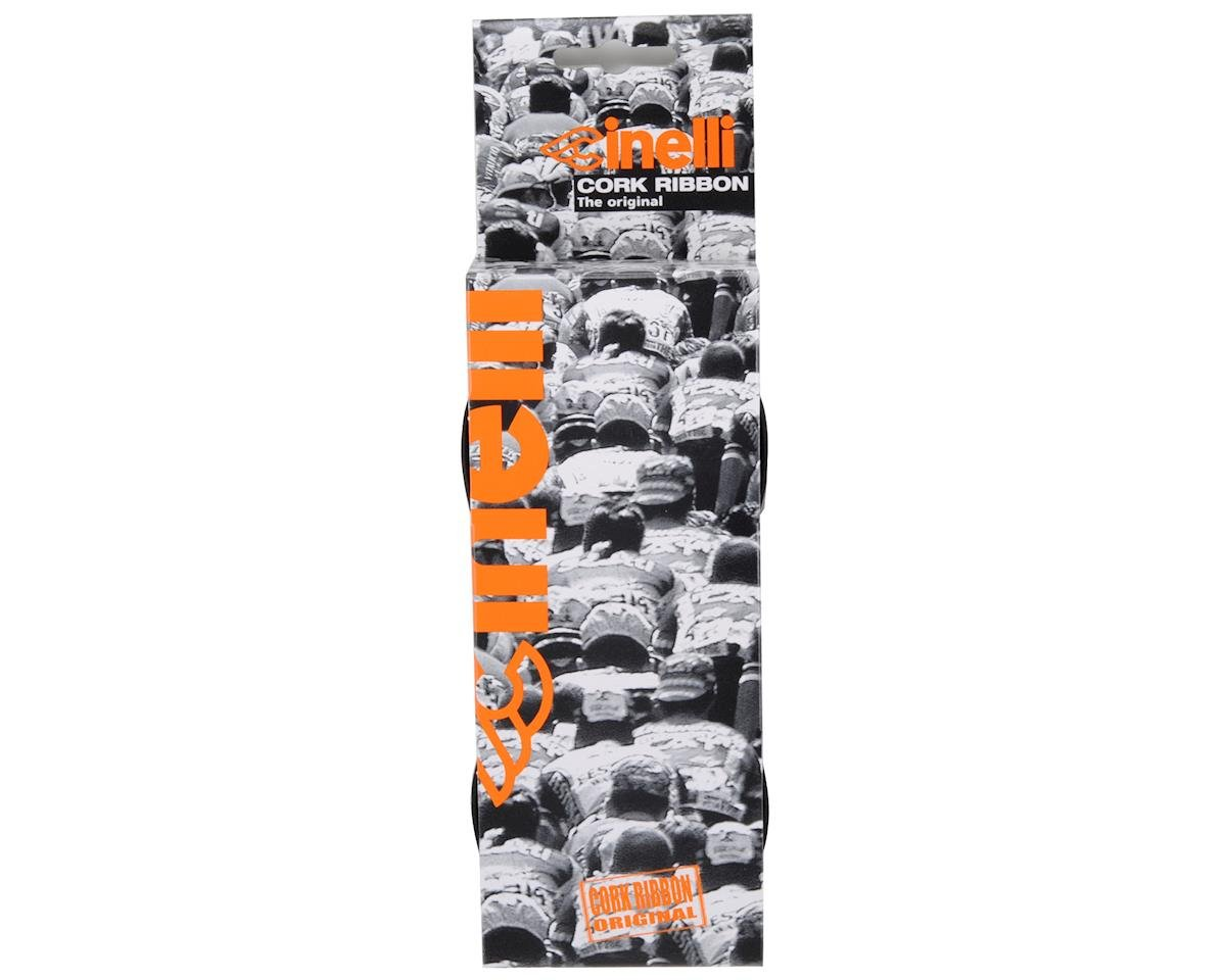 Cinelli Cork Ribbon Handlebar Tape (Black)
