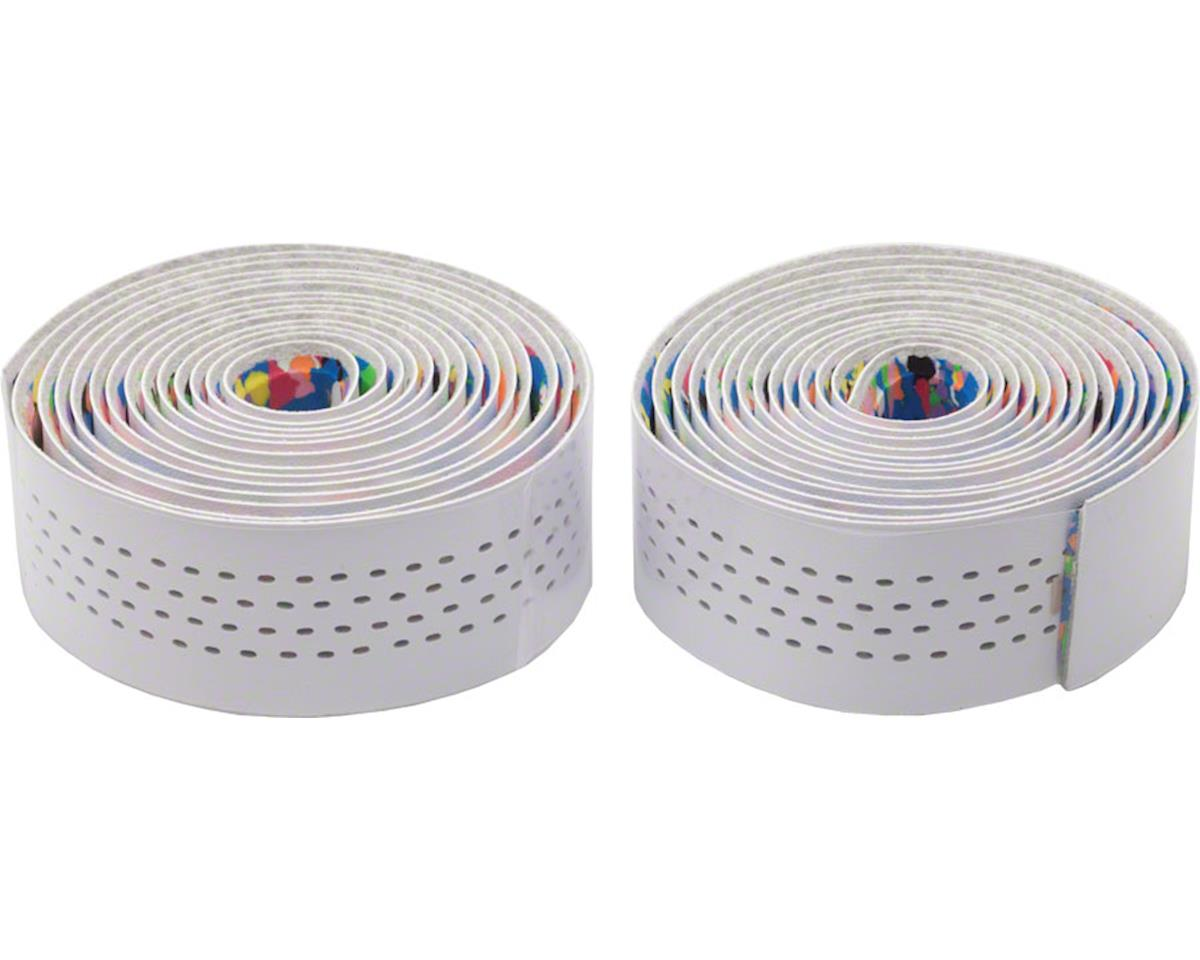 Cinelli Caleido Ribbon Handlebar Tape White