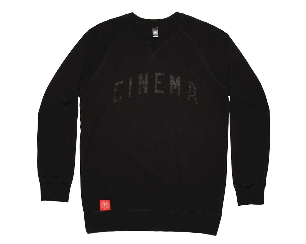 Cinema Stealth Crew Sweatshirt (Black)