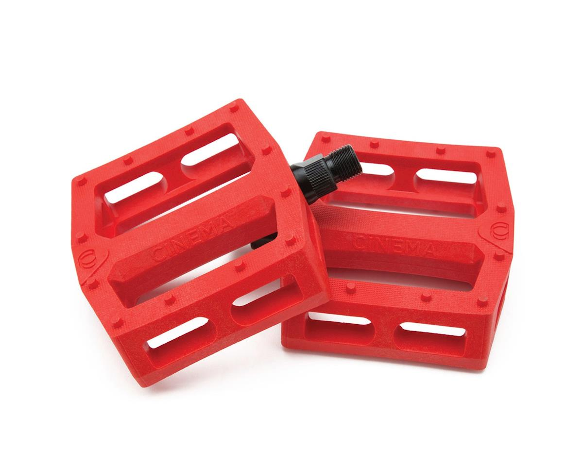 Cinema CK PC Pedals (Chad Kerley) (Red)