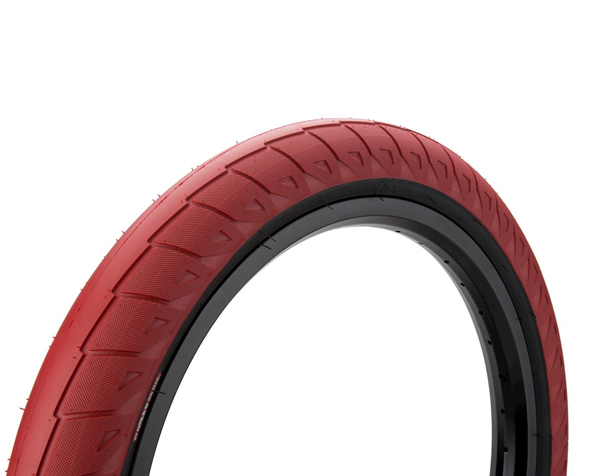 Cinema Williams Tire (Red/Black Wall)
