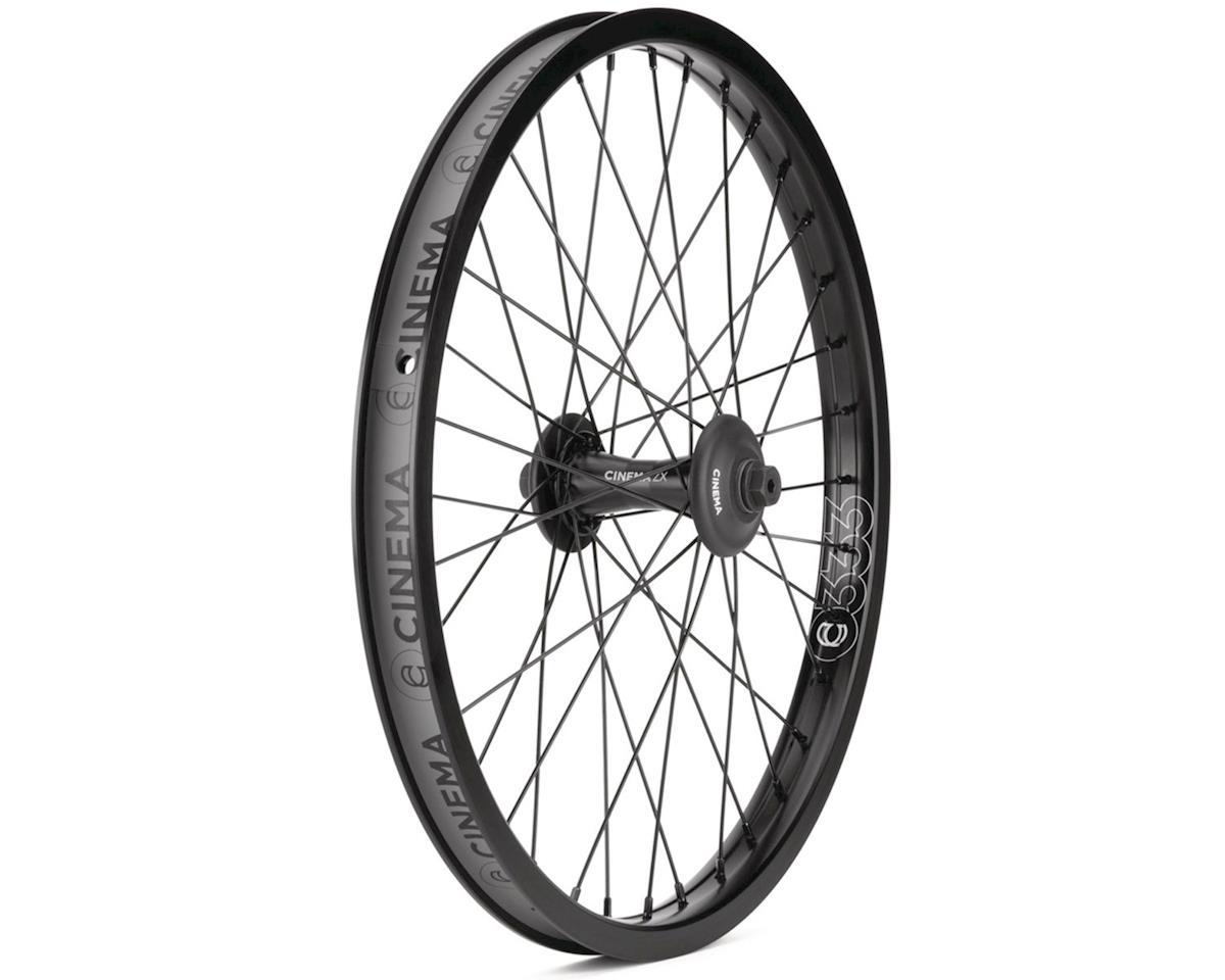 Cinema ZX Front Wheel (Black)