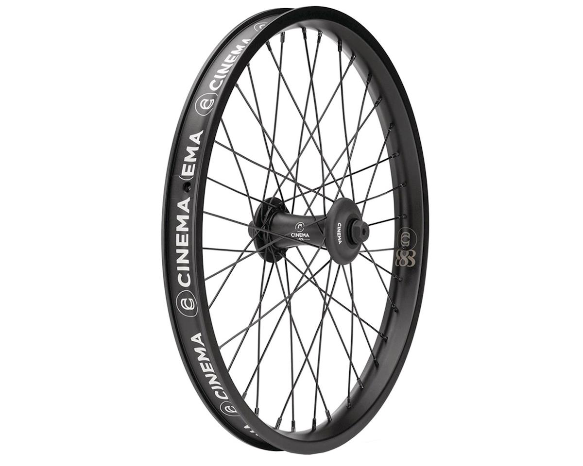 Cinema FX 888 Front Wheel (Matte Black)