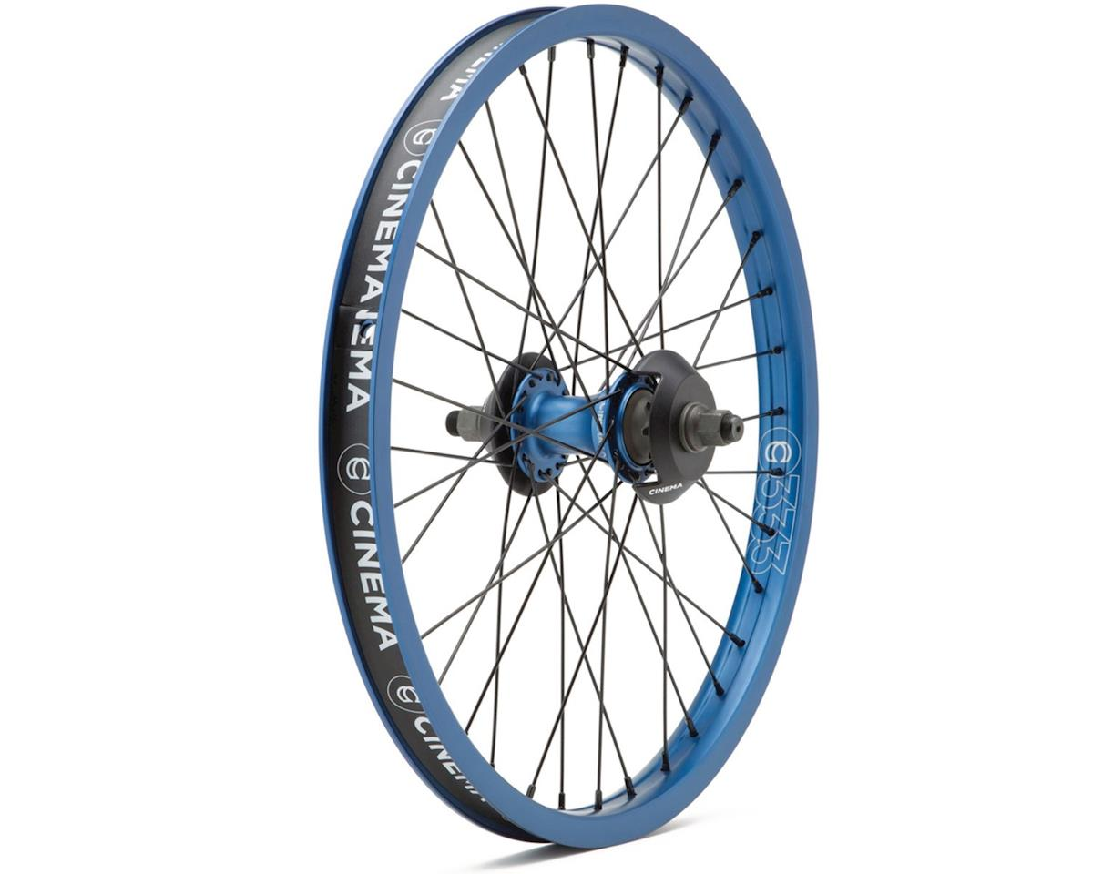 "Cinema ZX Cassette Wheel (Blue) (20 x 1.75"")"