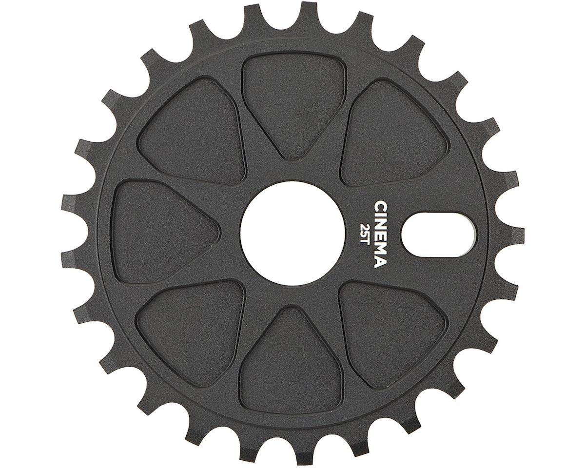 Cinema Rock Sprocket (Black) (25T) | alsopurchased