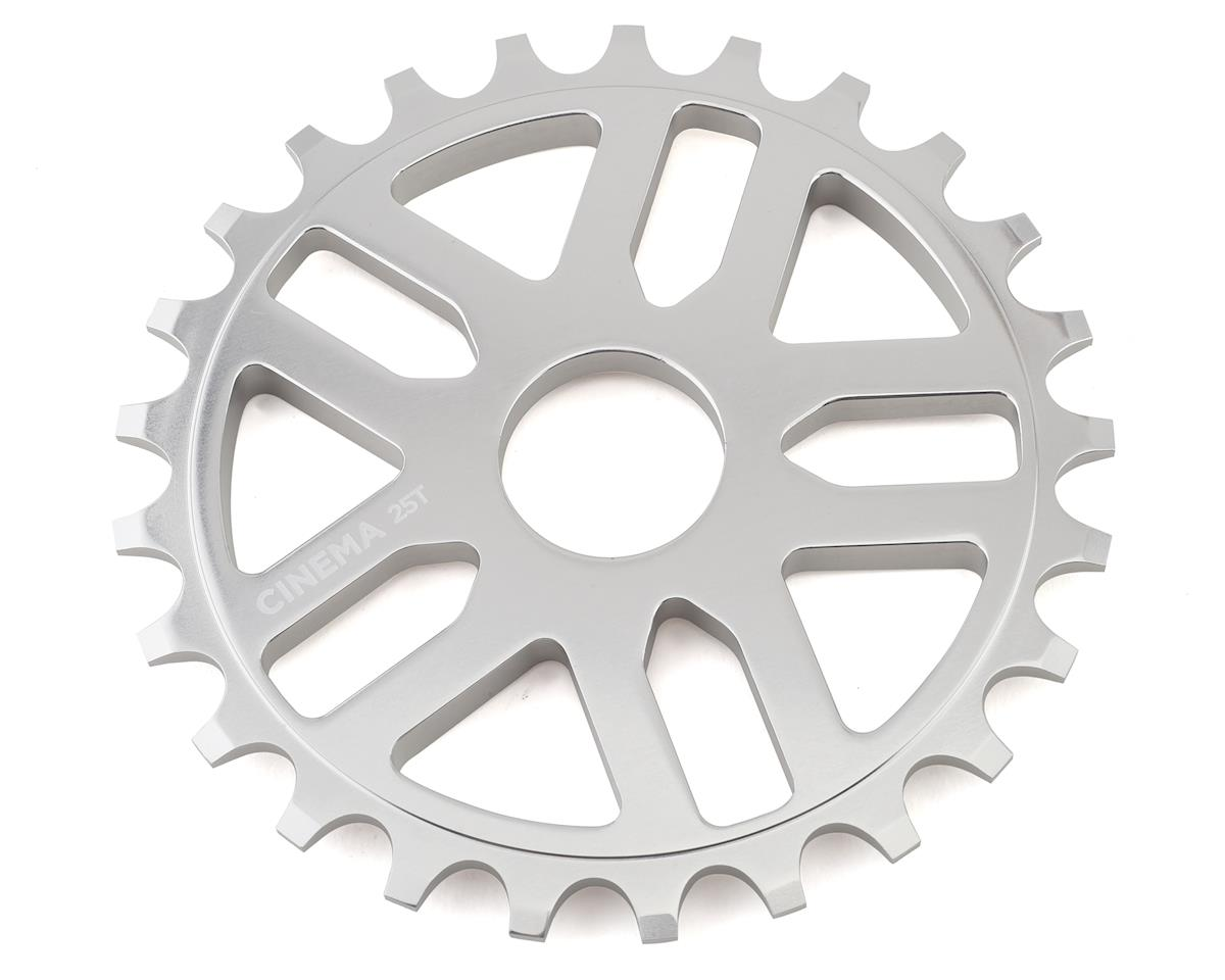 Cinema Rewind Sprocket (Nathan Williams) (Silver) (25T)