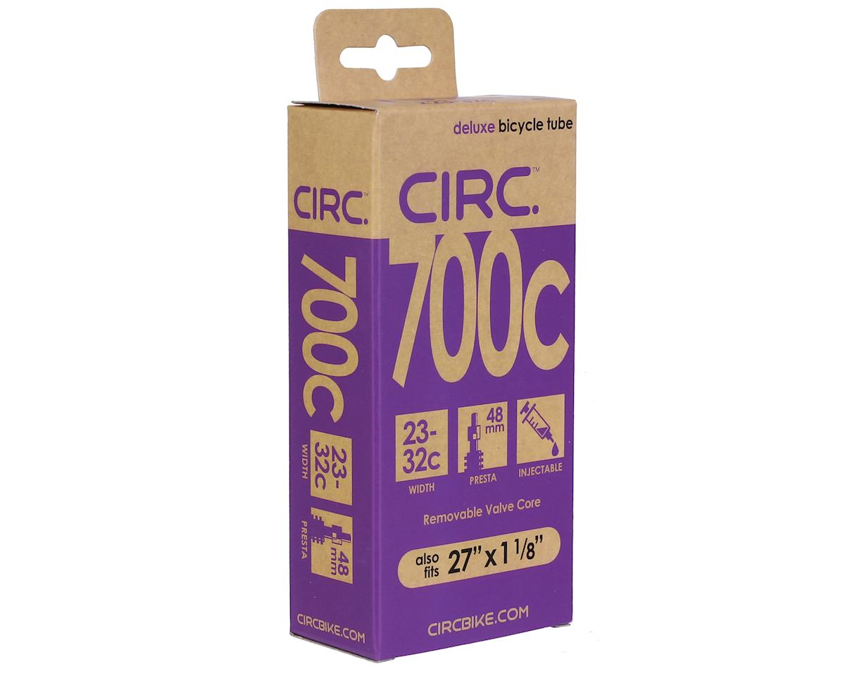 "Circ Deluxe Tube (700 x 23-32c or 27 x 1-1/8"") (PV) (48mm Valve)"