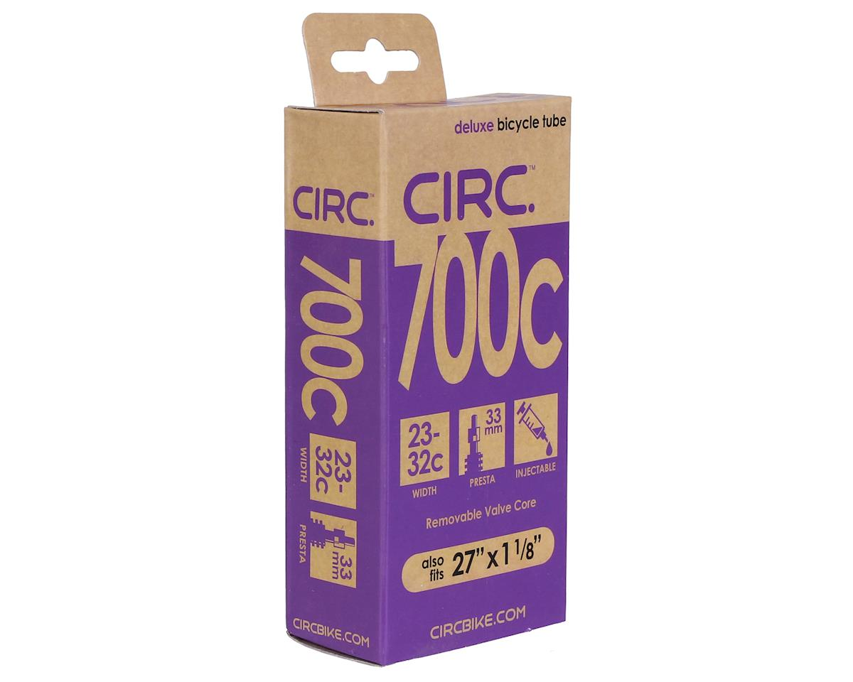 "Circ Deluxe Tube (700 x 23-32c or 27 x 1-1/8"") (PV) (33mm Valve)"