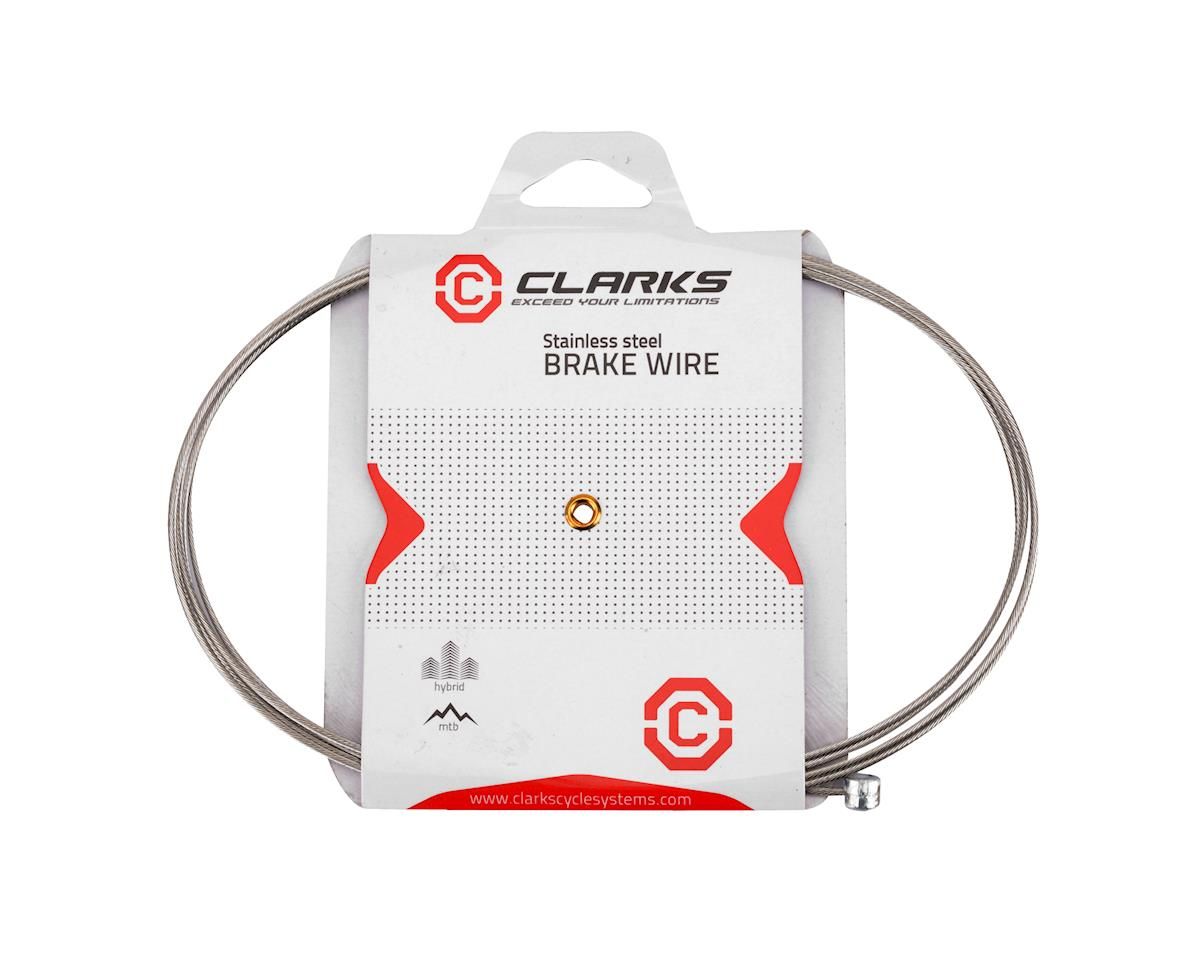 Clarks Stainless Steel MTB Brake Cable
