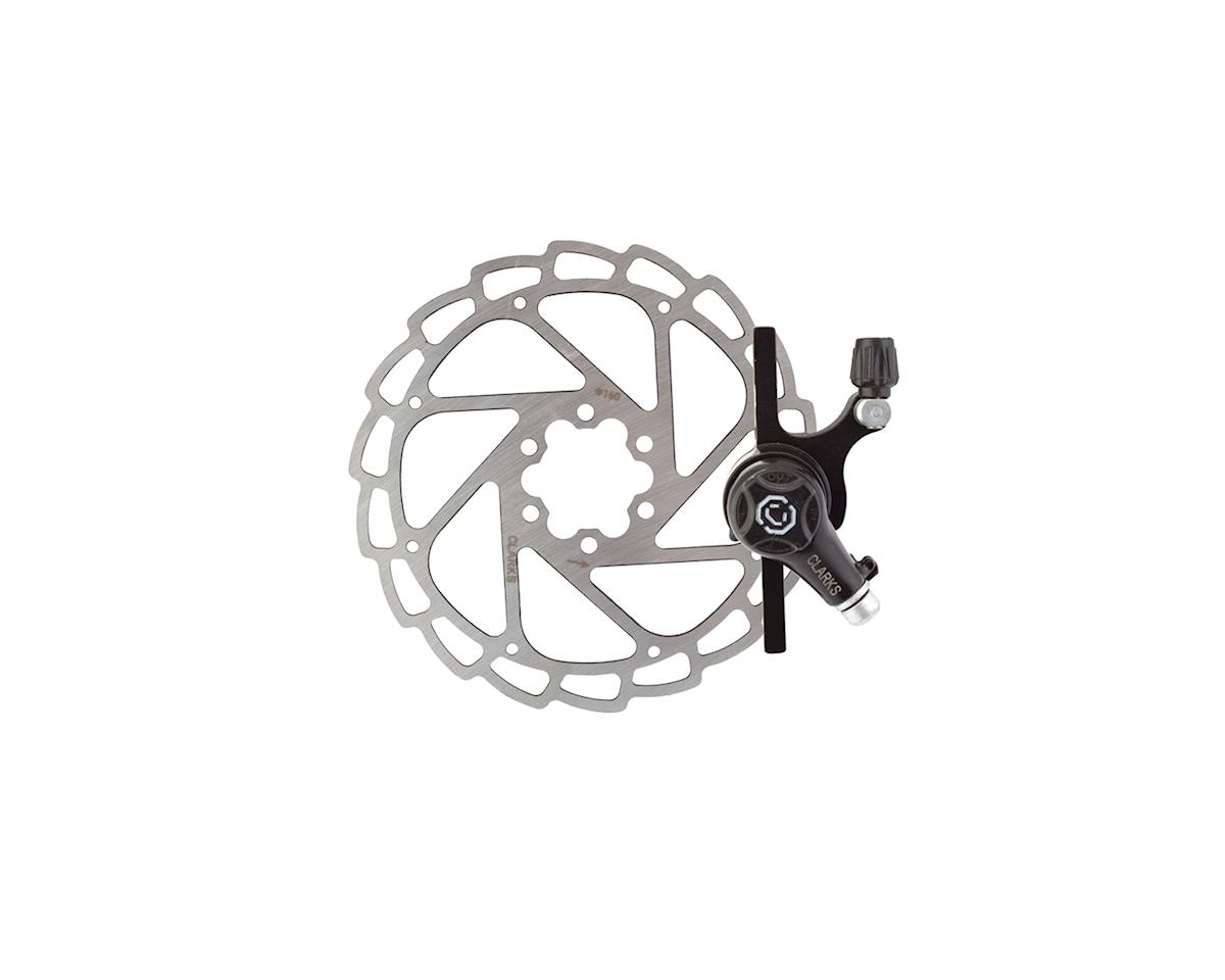 Clarks Brake Disc Clk Cmd-11 Mech Forr 160Mm Bk