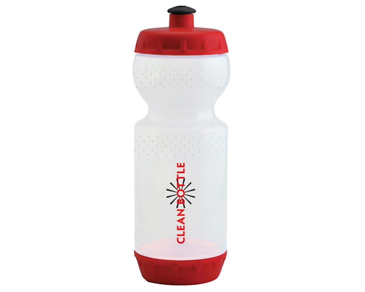 Clean Bottle Dual Cap Water Bottle