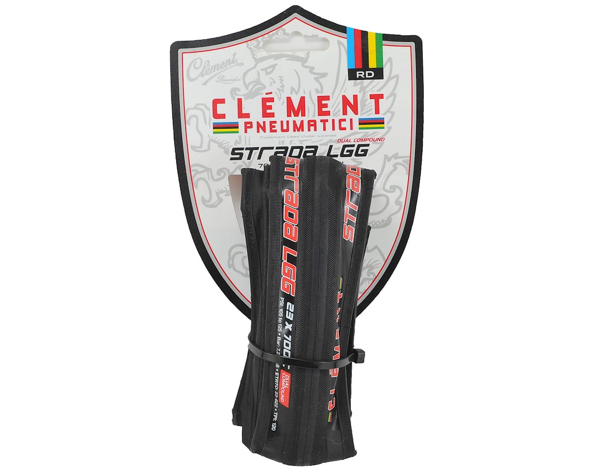Clement Strada LGG Tire 120 tpi (Folding)