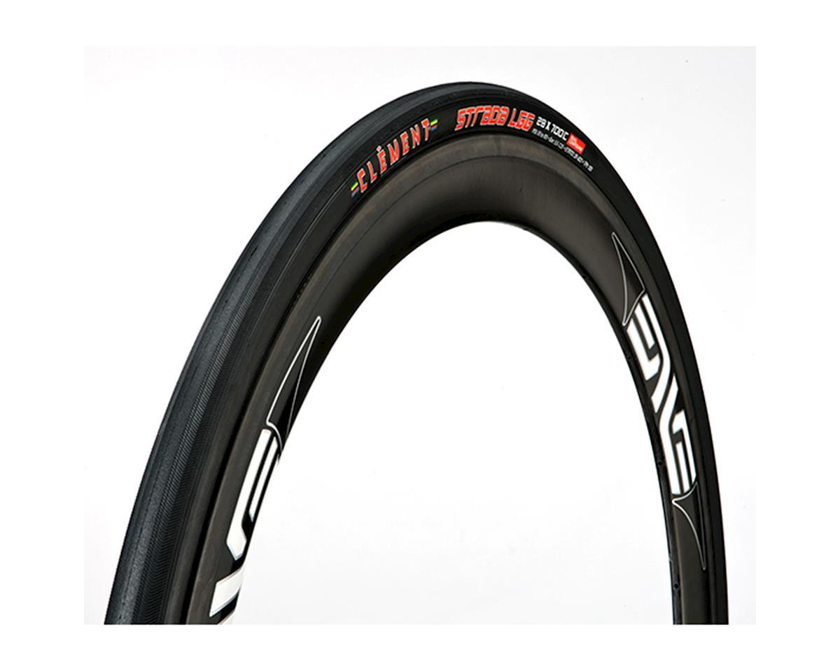 Strada LGG Road Tire (Black With Tan Sidewalls) (700X25)