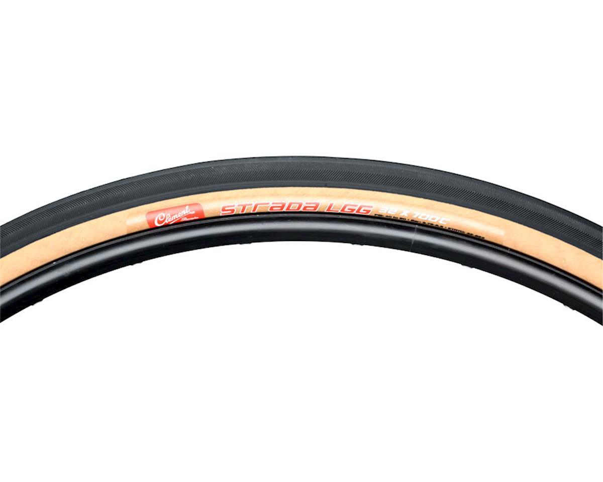 Clement Strada LGG Tire 700x32mm, Black/Tan