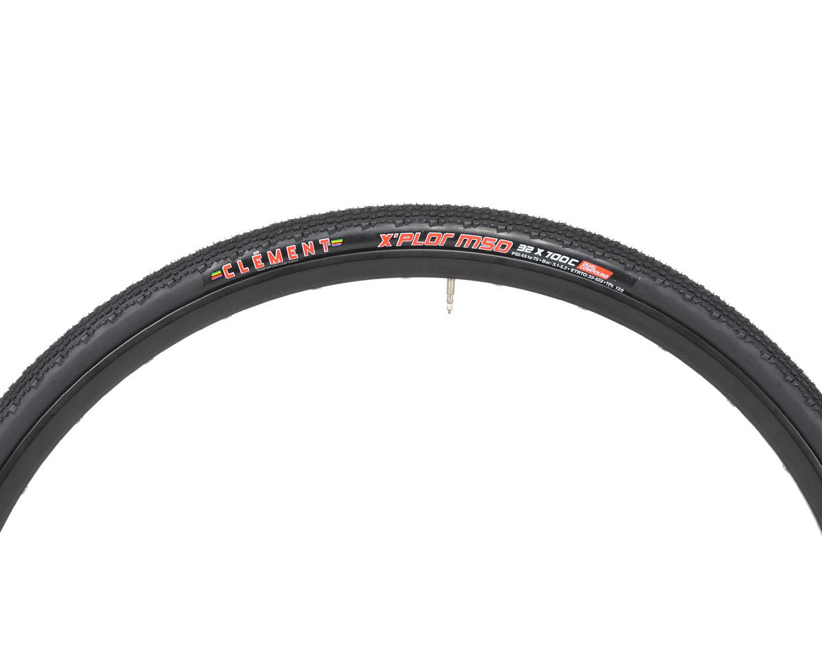 Clement X'plor MSO CX Clincher Tire (700 x 32)