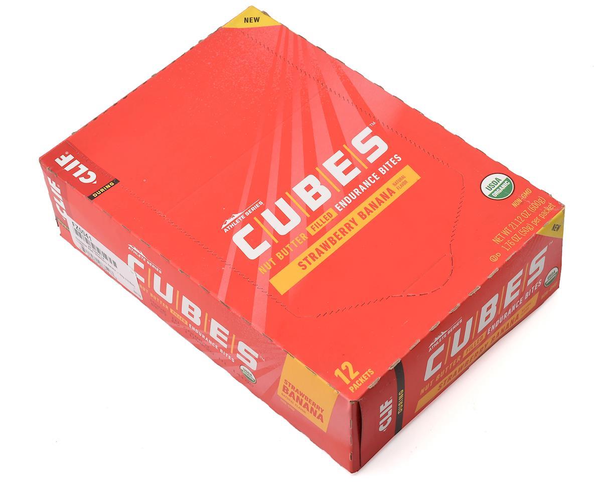 Clif Bar Endurance Bites (Strawberry Banana) (12) (12 1.76oz Packets)