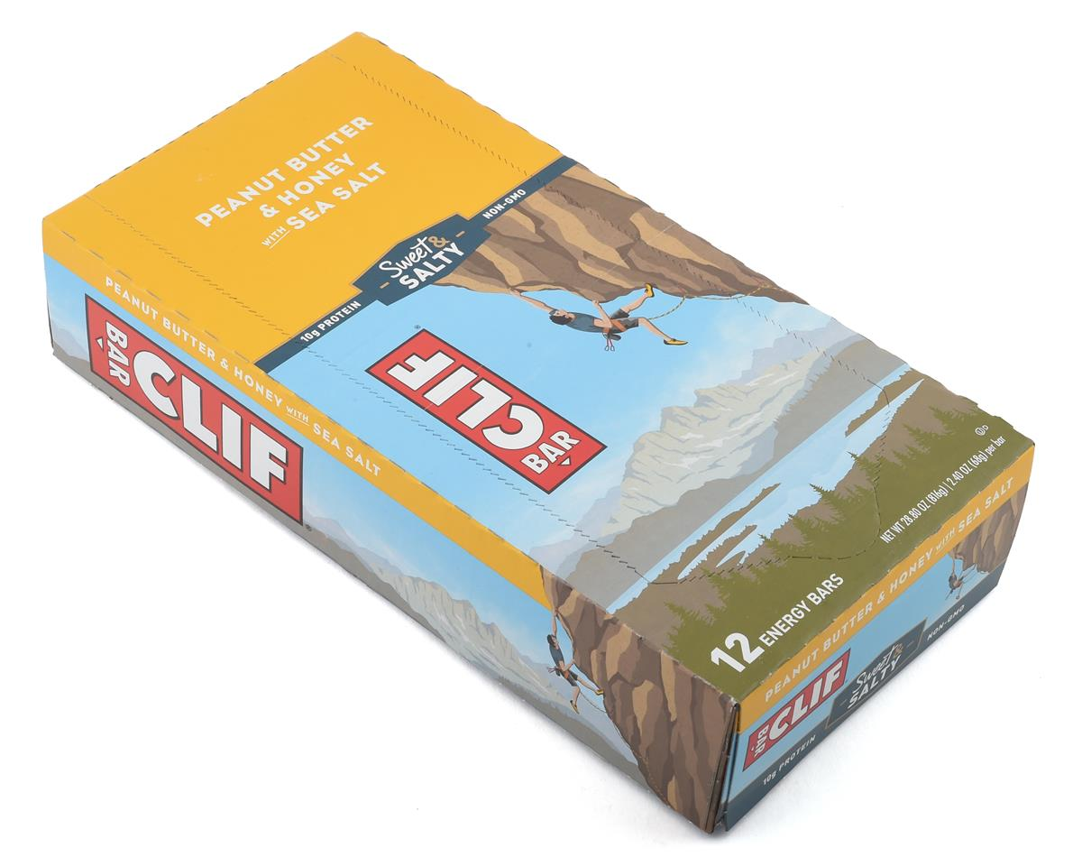 Clif Bar Original (Peanut Butter Honey) (12) (12 2.4oz Packets)
