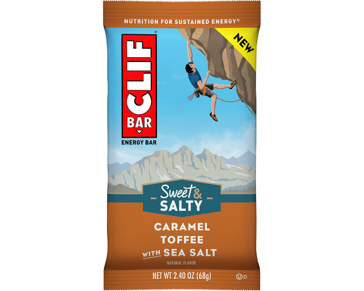 Clif Bar Original (Caramel Toffee) (12) (12 2.4oz Packets)