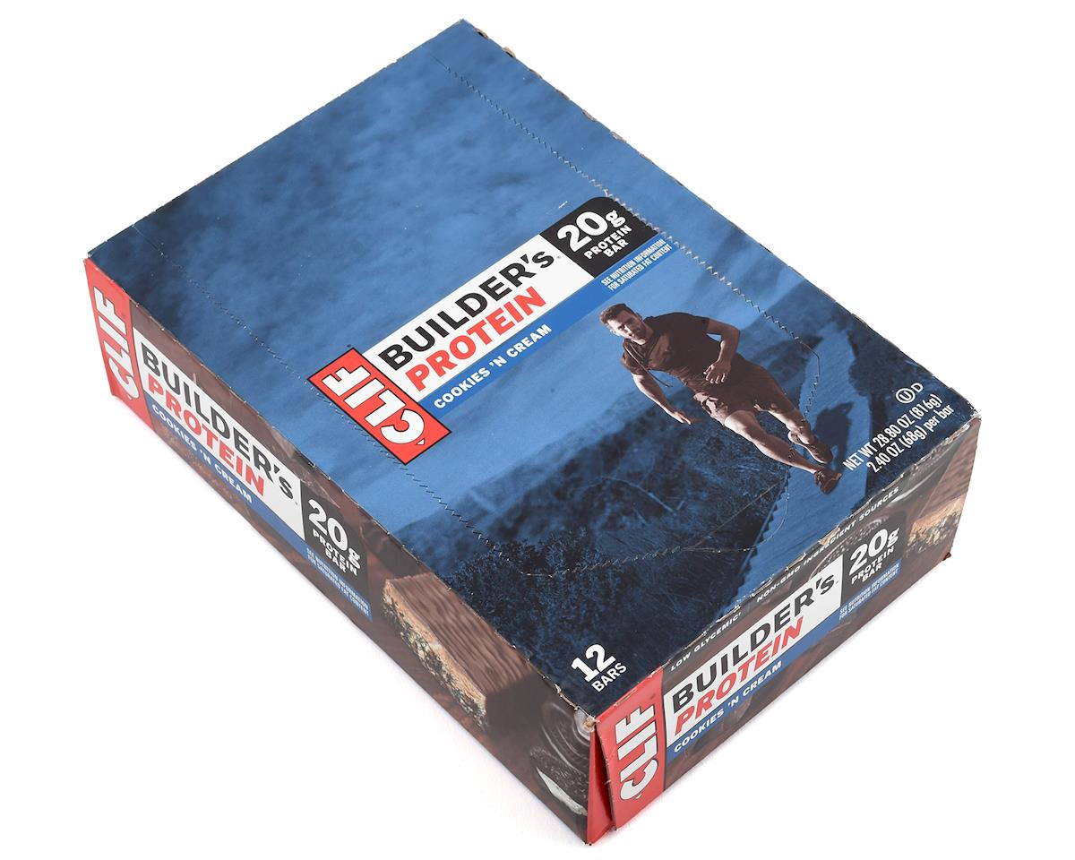 Clif Bar Builder's Bar (Cookies 'n' Cream) (12) (12 2.4oz Packets)