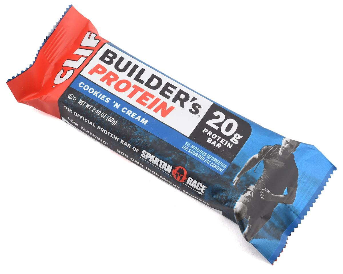 Image 2 for Clif Bar Builder's Bar (Cookies 'n' Cream) (12) (12 2.4oz Packets)
