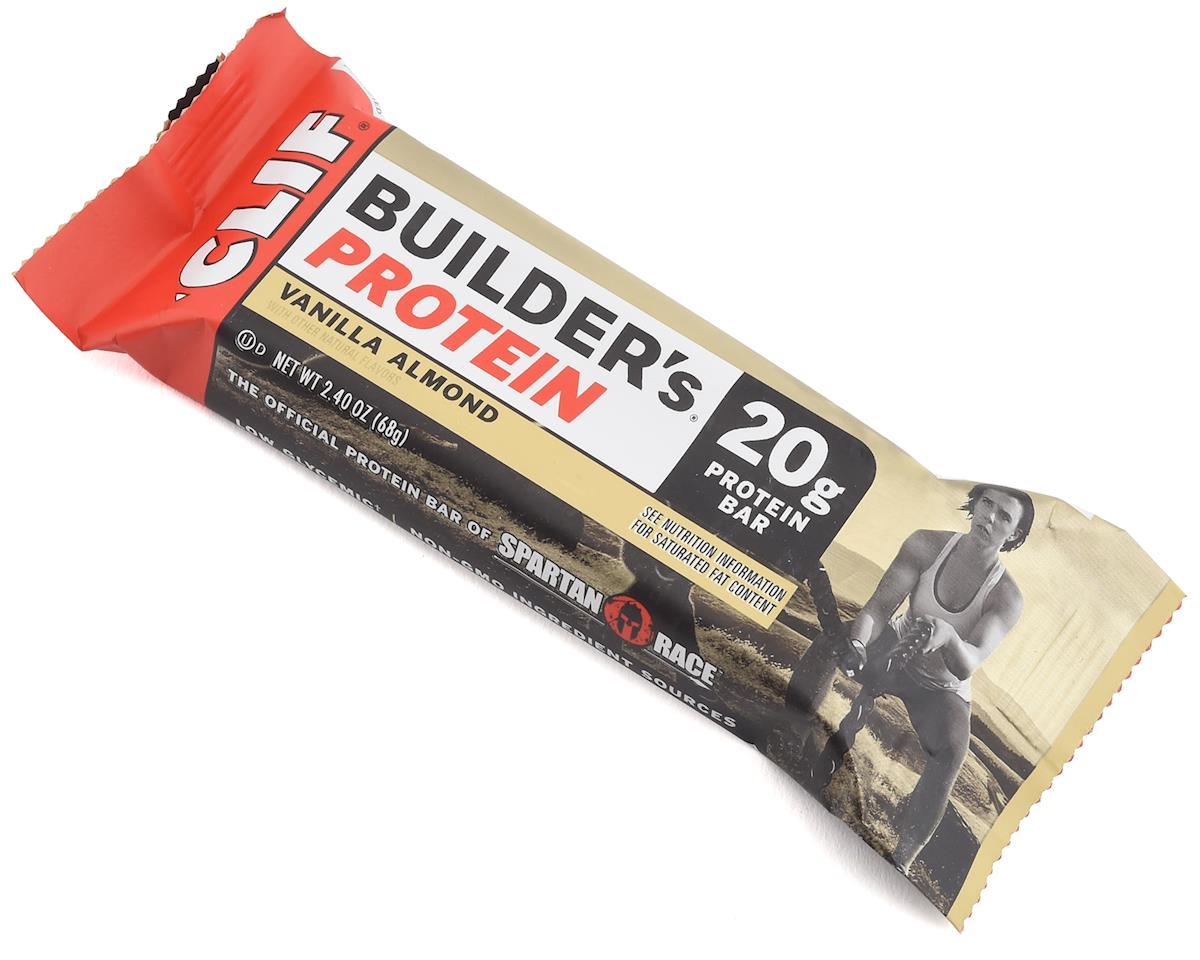 Image 2 for Clif Bar Builder's Bar (Vanilla Almond) (12) (12 2.4oz Packets)