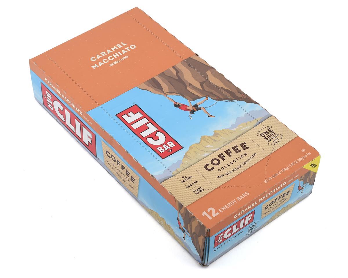 Clif Bar Caramel Macchiato Coffee Bar (Box of 12)