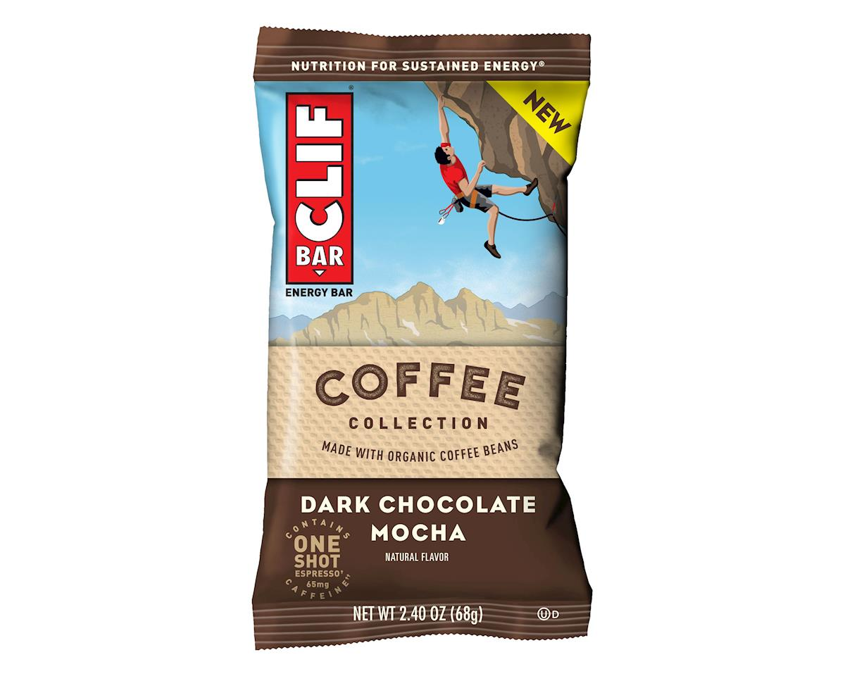 Image 2 for Clif Bar Dark Chocolate Mocha Coffee Bar (Box of 12)