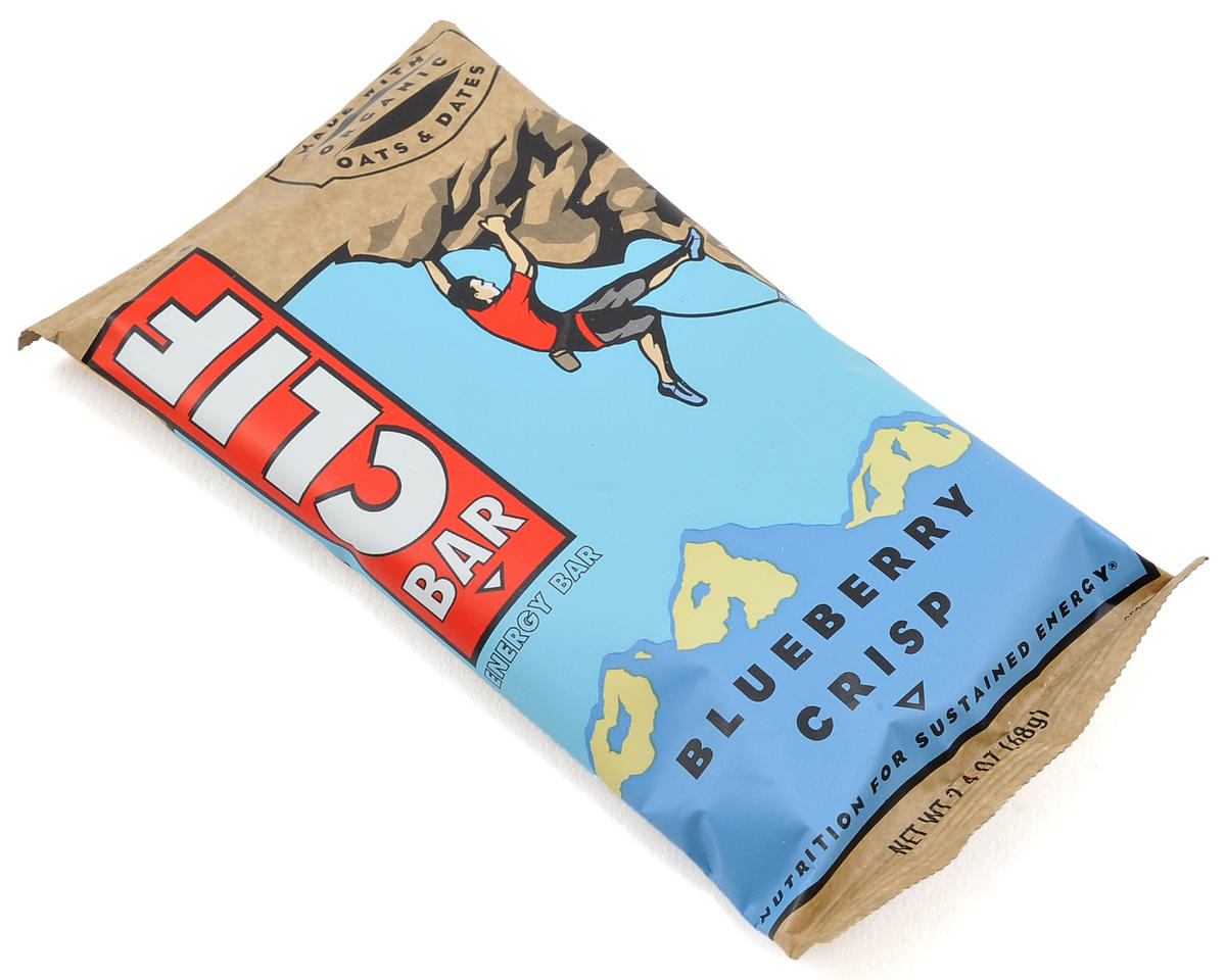 Clif Bar Original Energy Bar (Blueberry Crisp) (1)