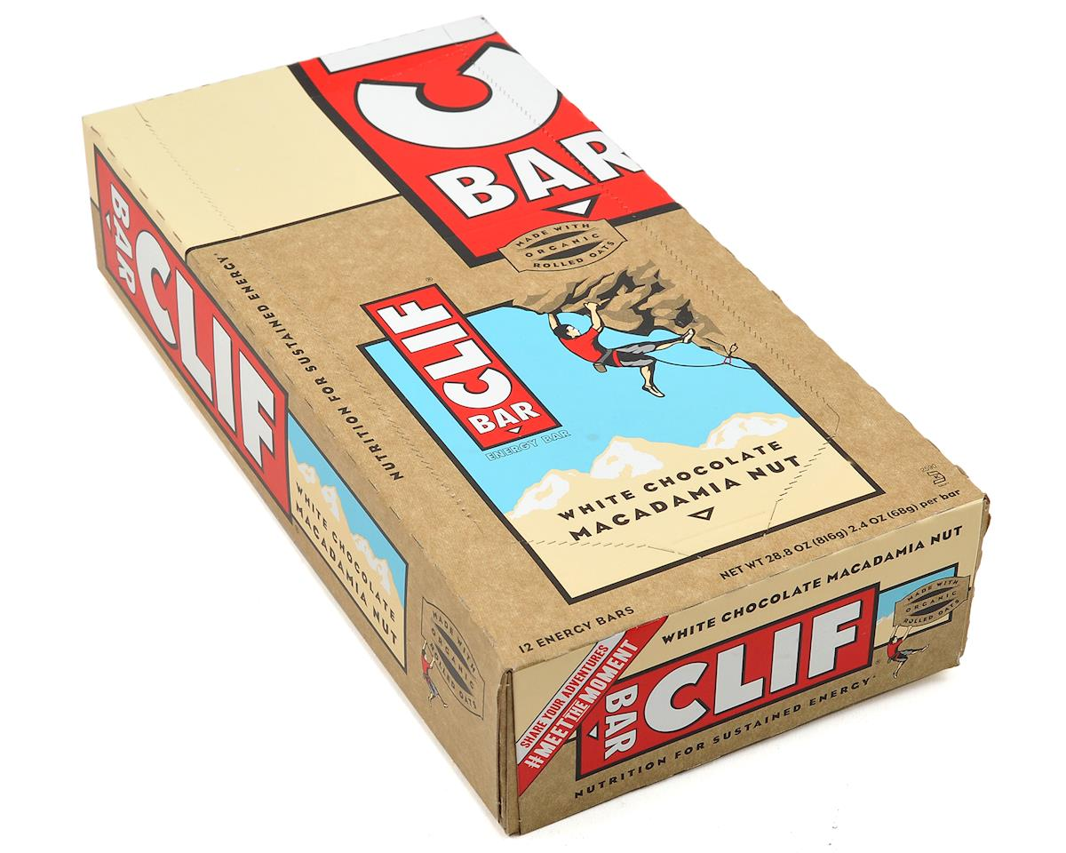 Clif Bar Original (White Chocolate Macadamia) (12) (12 2.4oz Packets)