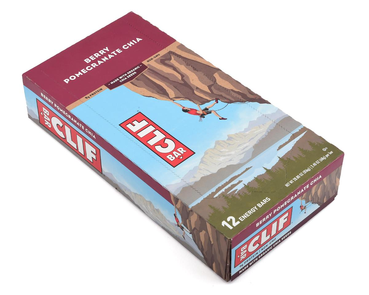 Clif Bar Original (Berry Pomegranate Chia) (12) (12 2.4oz Packets)