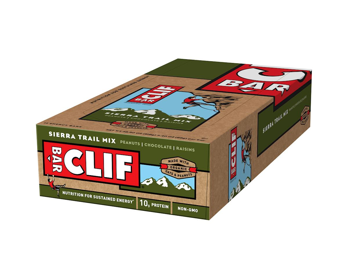 Clif Bar Original (Sierra Trail Mix) (12) (12 2.4oz Packets)